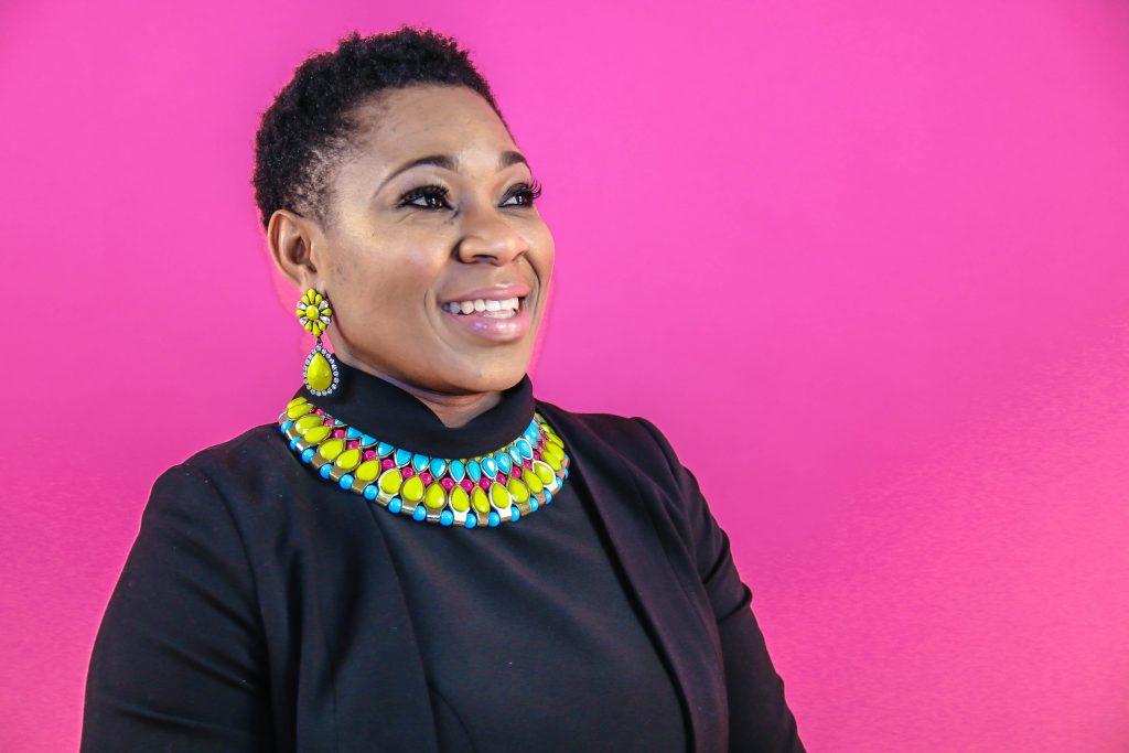Faustina Anyanwu, founder Divas of colour International women's forum.