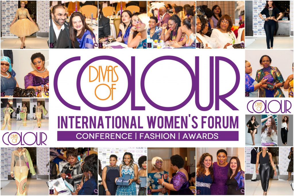 Divas of colour
