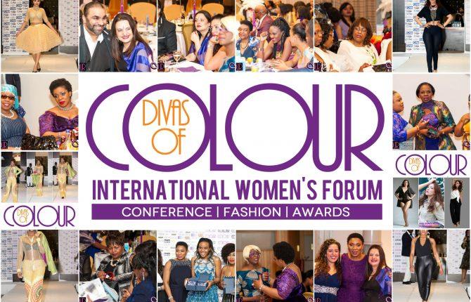 Divas of colour