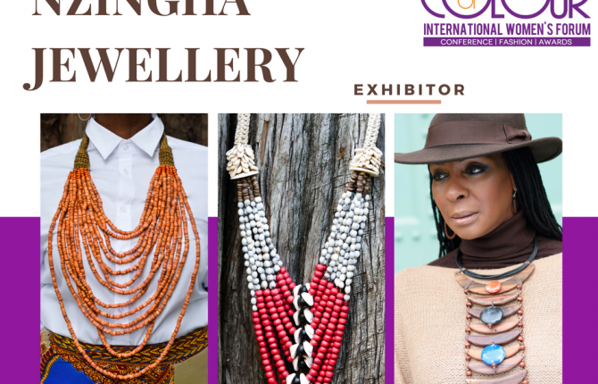 NZINGHA JEWELLERY exhibiting at Divas of Colour 2017