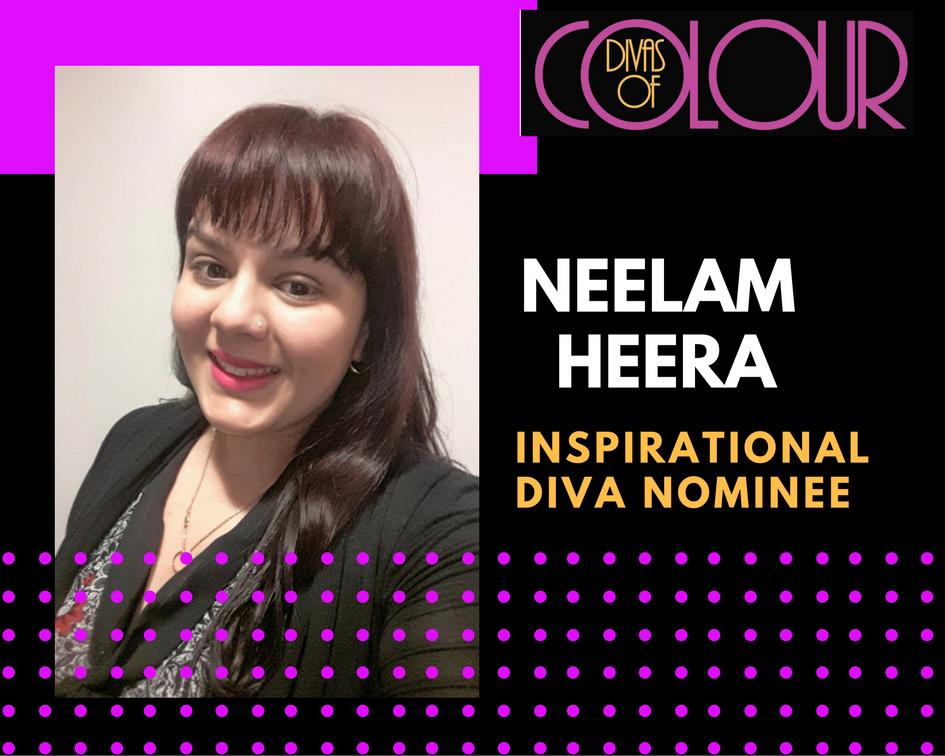 Neelam Heera Inspirational Diva 2017 nominee