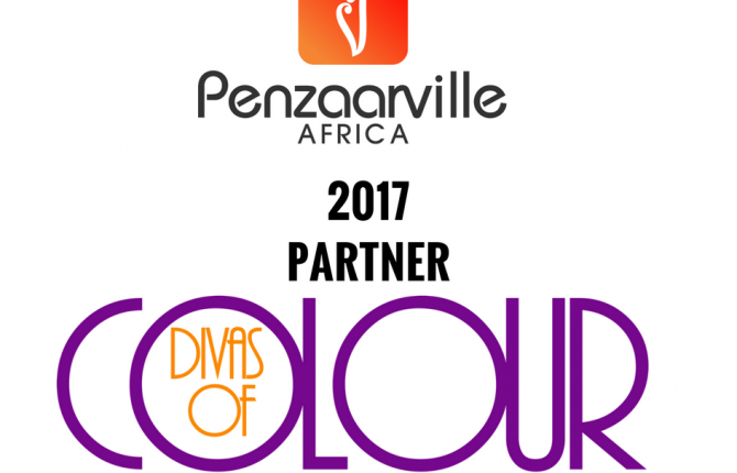 Penzaarville Africa partners with Divas of Colour 2017