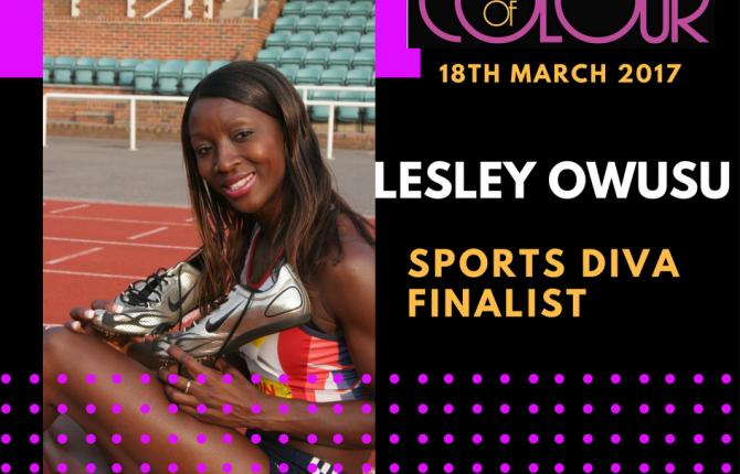 Lesley Owusu