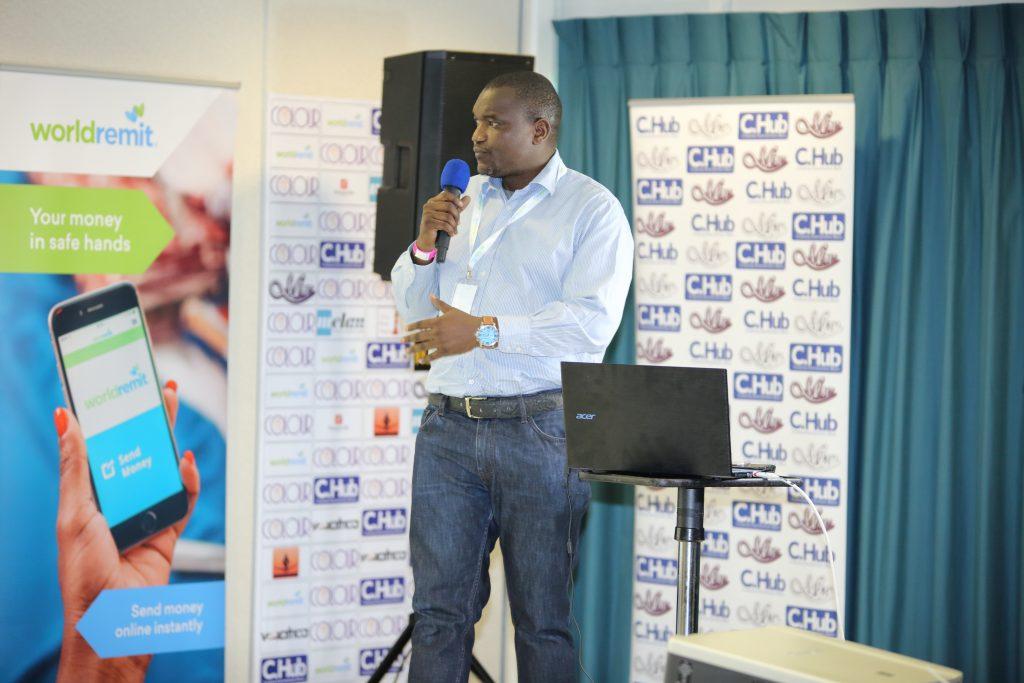 Dr Brighton Chireka