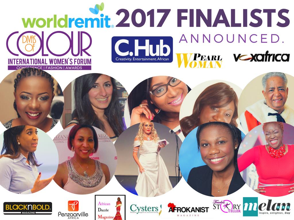 Divas of Colour 2017 finaliss announced.