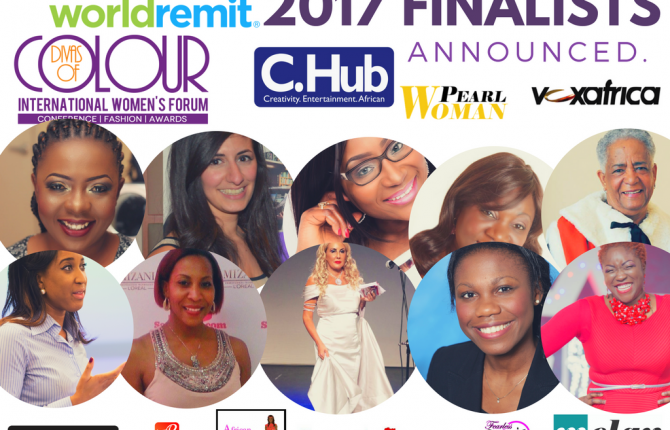Divas of Colour 2017 finaliss announced.
