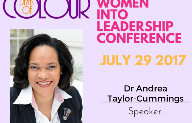 Women into Leadership DrAndrea Cummings.