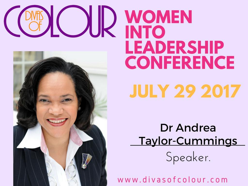 Women into Leadership DrAndrea Cummings.