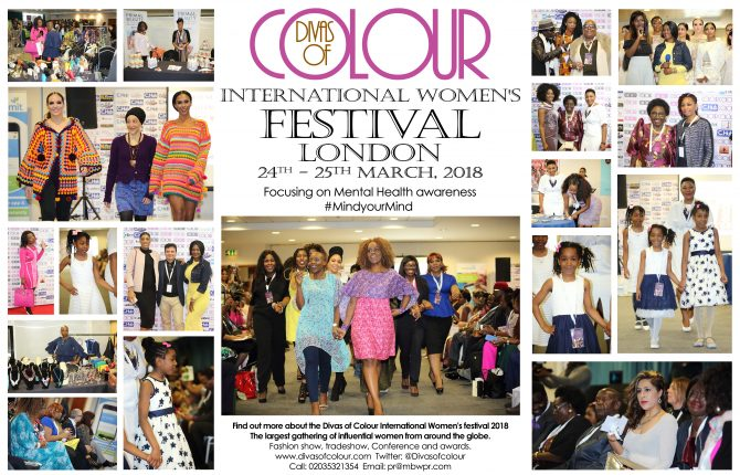 Divas of Colour 2018 #MindYourMind