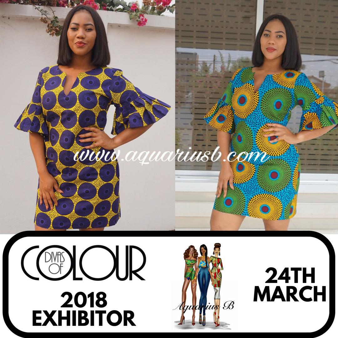 Ghana Fashion Dresses 2018