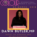 Dawn Butler, MP
