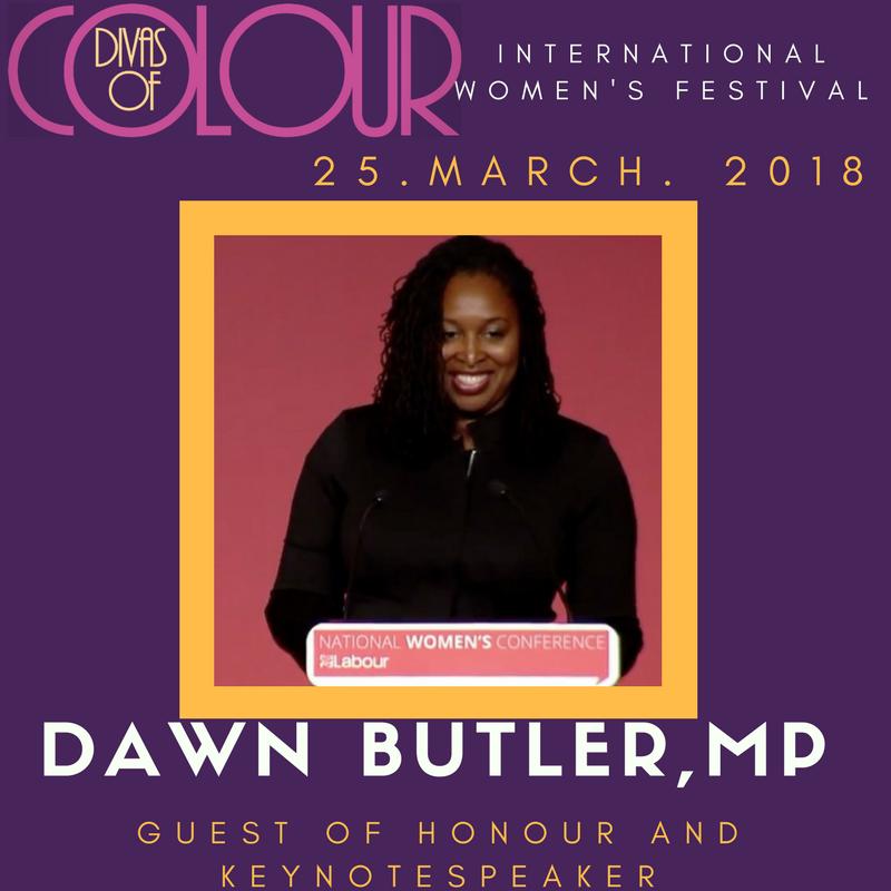 Dawn Butler, MP